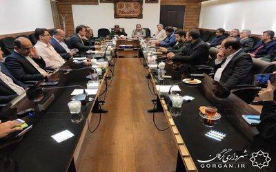 آمادگی قرارگاه سازندگی خاتمالانبیاء(ص) در مشارکت پروژههای شهرداری گرگان