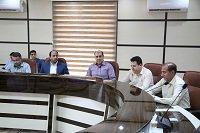 برگزاری جلسه هماهنگی الکترونیکی نمودن پرونده های حفاظت
