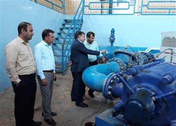 تسریع در اجرای  پروژههای آب و فاضلاب دوگنبدان/ارتقاء ایستگاههای پمپاژ سعادتآباد و خیرآباد