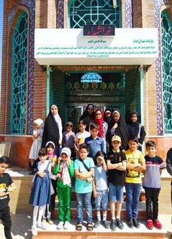 برگزاری اردوی یک روزه ویژه فرزندان همکار
