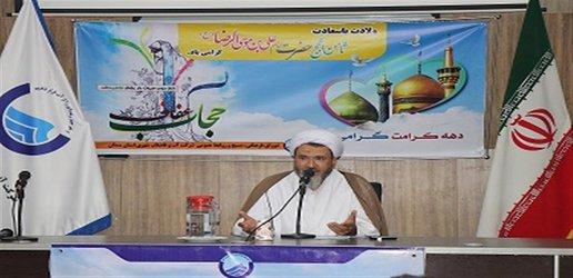 برگزاری جلسه اخلاق  اداری و سبک زندگی در شرکت آبفا شهری استان سمنان
