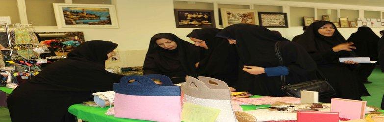 برگزاری نمایشگاه عفاف و حجاب در برق منطقه ای اصفهان