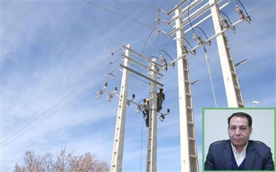 نگاهی اجمالی به عملکرد سه ماهه حوزه مهندسی ونظارت امور برق شهرستان اردل