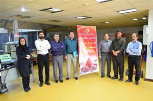 اهدای خون کارکنان برق منطقه ای خوزستان