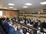جلسه هم اندیشی شورای مدیران بنیاد مسکن استان آذربایجان شرقی برگزار شد