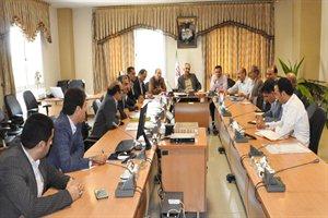 بررسی مسائل و مشکلات شهرستان تیران و کرون در حوزه راه وشهرسازی