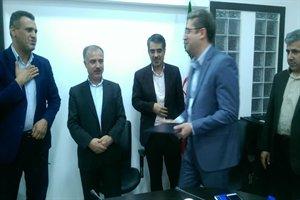 سرپرست حراست اداره کل راه وشهرسازی کردستان منصوب شد