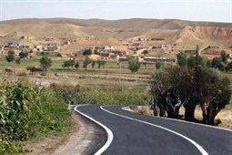 بهره مندی بیش از ۹۲ درصد روستاهای بالای ۱۰۰ خانوار استان کرمان از راه آسفالته