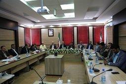 برگزاری شورای هماهنگی راه و شهرسازی استان کرمان