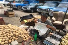توزیع کیسه های پارچه ای در روز بدون کیسه های پلاستیکی در اسلامشهر