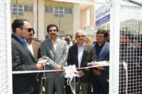 افتتاح نخستین و تنها تصفیه خانه صنعتی فاضلاب بیمارستانی یاسوج