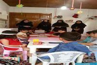 برگزاری چهارمین کارگاه آموزشی زیست محیطی در مهد کودک های رضوانشهر