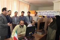 بازدید مدیرکل حفاظت محیط زیست استان همدان از سامانه ۱۳۷ شهرداری همدان