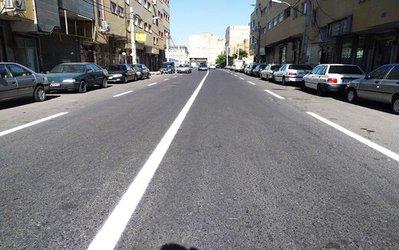 نوسازی نصبیات ترافیکی در حوزه منطقه۴ با هدف افزایش ایمنی در مسیرهای اصلی و فرعی