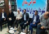 سخنان اعضای شورای شهر در گفتگو با اصحاب رسانه