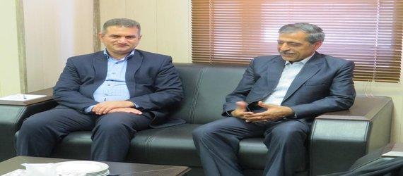 دیدار شورائیان با معاون استاندار و فرماندار ویژه طبس