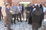 افزایش امکانات بوستان ریحانه برای بانوان مشهدی