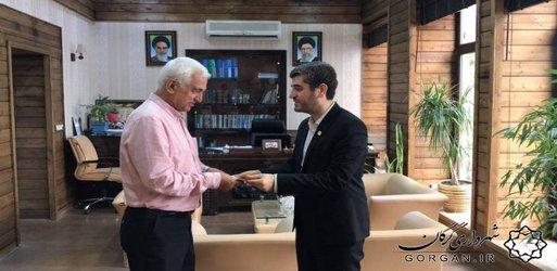 معرفی سرمربی، مدیر فنی و سرپرست تیم بسکتبال شهرداری گرگان