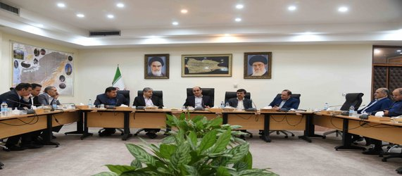 موضوعات مورد نیاز گرگان در دیدار با استاندار گلستان مورد تاکید قرار گرفت