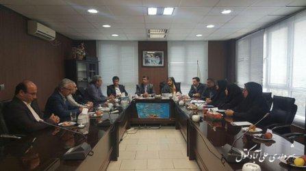دیدار شهردار و اعضا شورای اسلامی شهر با