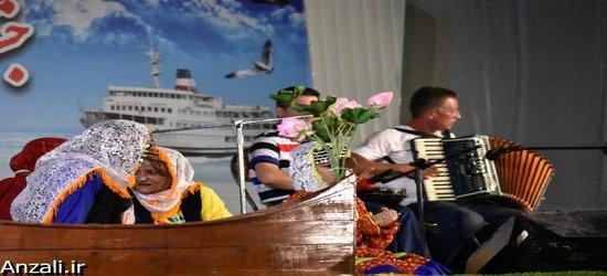 گزارش تصویری سومین هفته از برگزاری جشنواره تابستانه شهرداری بندرانزلی