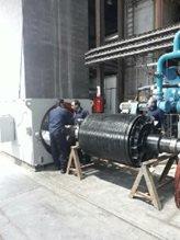 دستیابی به حداکثر توان تولید در واحد ۳۲۰ مگاواتی نیروگاه بیستون