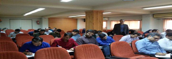 برگزاری دوره آشنایی با آئین نامه ها و قوانین صنعت برق