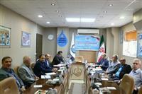 برگزاری جلسه شورای هماهنگی مدیران ارشد وزارت نیرو در گیلان