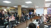 مسابقات قرآنی مرحله شرکتی ویژه فرزندان همکاردر شرکت توزیع نیروی برق استان لرستان برگزار شد