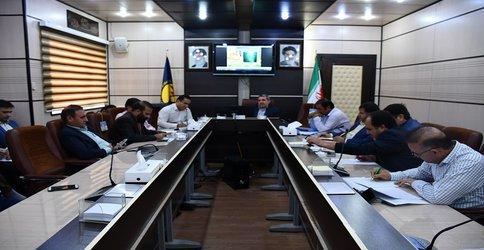 جلسه بررسی عملکرد حوزه مشترکین در سه ماهه اول سال جاری برگزار شد