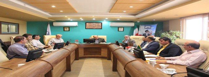 جلسه کمیسیون هفت نفره دفاتر نمایندگی شهرستان ها باحضور ریاست سازمان برگزار گردید