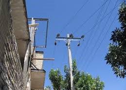 لزوم رعایت حریم شبکه های توزیع برق در ساخت و سازها