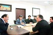 تشکیل جلسه هم اندیشی برای رفع مشکلات پیمانکاران حوزه راهسازی در راه و شهرسازی خراسان شمالی