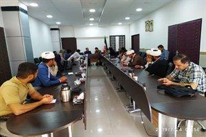 دیدار مردمی مدیر کل راه و شهرسازی کردستان