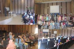برگزاری دوره آموزشی محیط زیست در کانون پرورش فکری کودکان و نوجوانان بهارستان