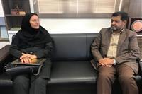 تقدیر سازمان حفاظت محیط زیست از مدیر کل امور اقتصادی و دارایی استان کرمان