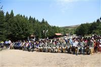 مراسم جشن روز محیط بان در روستای جامخانه شهرستان میاندورود
