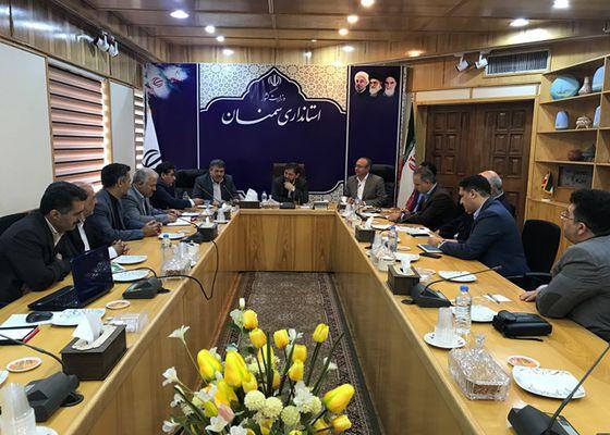 دیدار استاندار سمنان با اعضاء ستاد ششمین جشنواره پسته ایران – دامغان