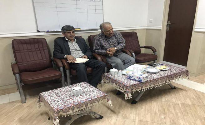 جلسه کمیته فرهنگی، هنری و اطلاع رسانی جشنواره پسته برگزار شد