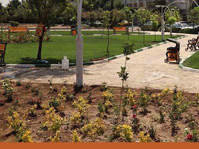 2 پارک جیبی جدید در منطقه سه شهرداری قزوین احداث میشود