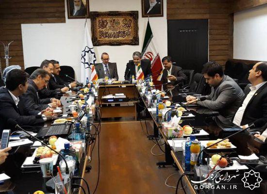 دعوت سفیر اتریش از شهرداری گرگان برای شرکت در سمپوزیوم گردشگری