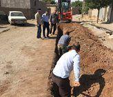 مشکل کمبود آب شرب روستای قرهبلاغ زنجان حل میشود