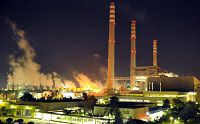 تولید برق در نیروگاه رامین اهواز از یک میلیون مگاوات ساعت گذشت