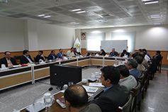 درراستای  توسعه انرژی خورشیدی  ، همایش راه کار های استفاده از ظرفیت های قانونی  در شرکت برق منطقه ای خراسان برگزار شد