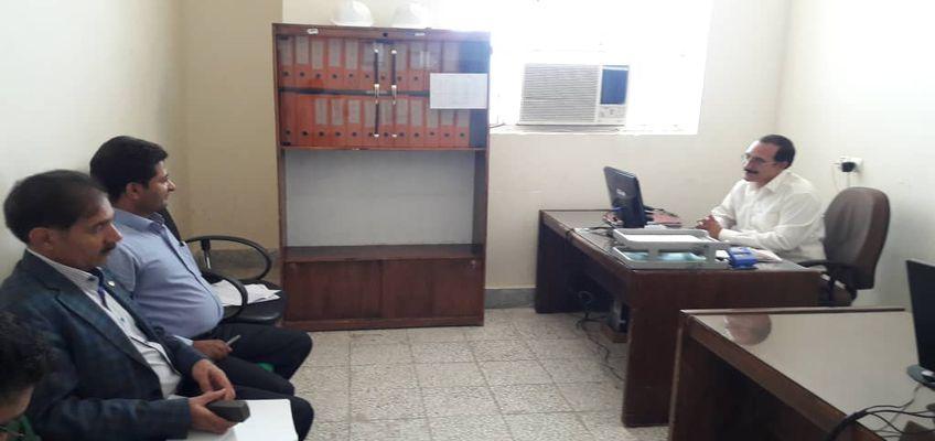 بازديد مدير عامل شركت توزيع نيروي برق جنوب از مناطق شرقي استان