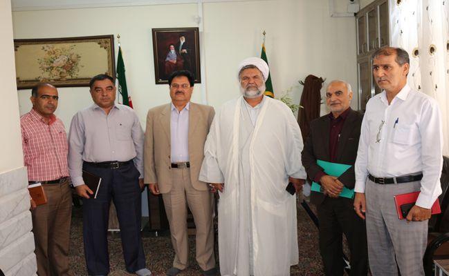 نیروگاه زرند؛ مسئول کارگروه انرژی استان در شهرستان زرند
