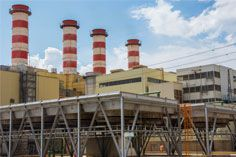 تولید بیش از 413 میلیون کیلووات ساعت انرژی در نیروگاه قم