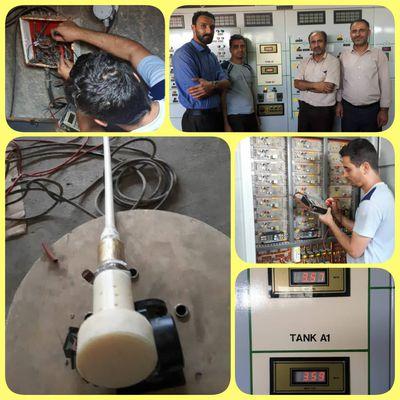 جایگزینی ترانسمیترهای فشار به جای سطح سنج های مکانیکی