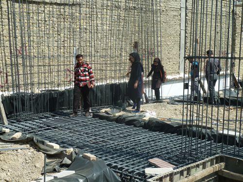 دوره آموزشی کارآموزی ضوابط نظارت در محل پروژه های در حال اجرا برگزار شد.