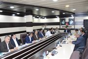 برگزاري جلسه شوراي هماهنگي راه وشهرسازي استان ايلام